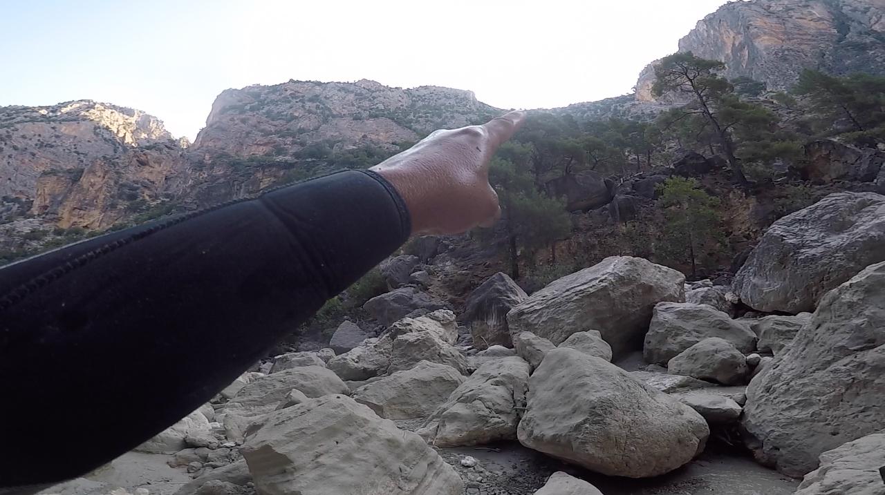 Pan Derneği Saklıkent Kanyonu Bypass Noktası
